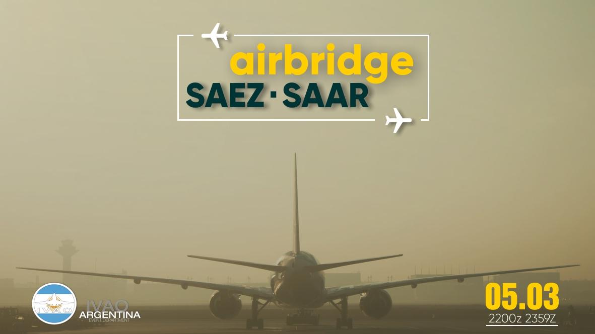 [AR] Airbridge SAEZ <--> SAAR